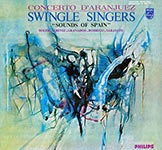 Swingle Singers Sounds of Spain Concerto de Aranjuez