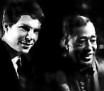 Jean-Christian MICHEL with Duke Ellington