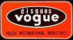 Logo disques Vogue