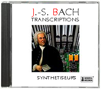 J.S. Bach Transcriptions by Jean-Christian Michel