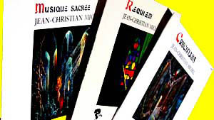 Jean-Christian Michel's sacred music