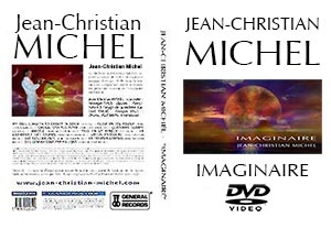 DVD  cover Jean-Christian Michel