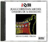 JQM CD Jean-Christian Michel