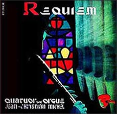 Disque Requiem Jean-Christian Michel