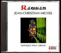 Requiem Jean-Christian Michel Double disque d'or