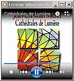 Lecteur audio et multimedia Windows media Player